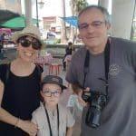 Emilie, Hervé et SwannAvis voyageur :
